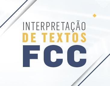 FCC - Interpretação de Textos