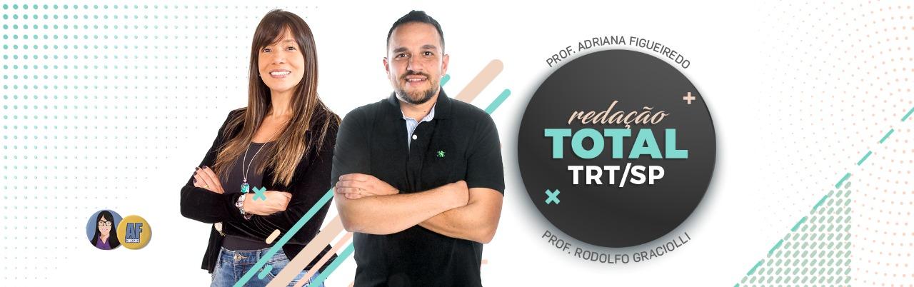 TRT-SP Redação Total