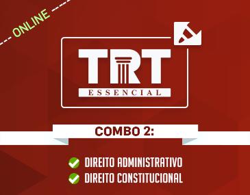 Combo 2 - Direito Constitucional e Direito Administrativo