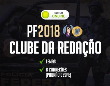Clube da Redação - PF