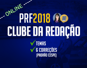 Clube da Redação - PRF