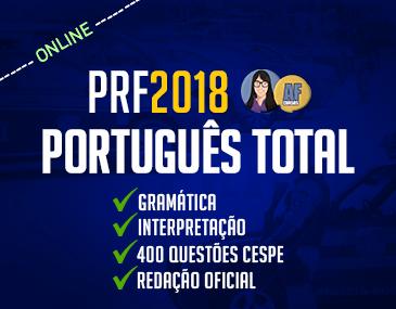Português Total - PRF