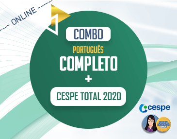 COMBO - Português Completo + CESPE Total