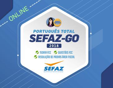 Português Total - Sefaz GO