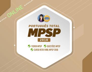 Português Total MPSP