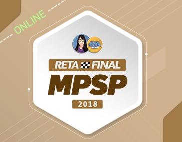 Reta Final MPSP
