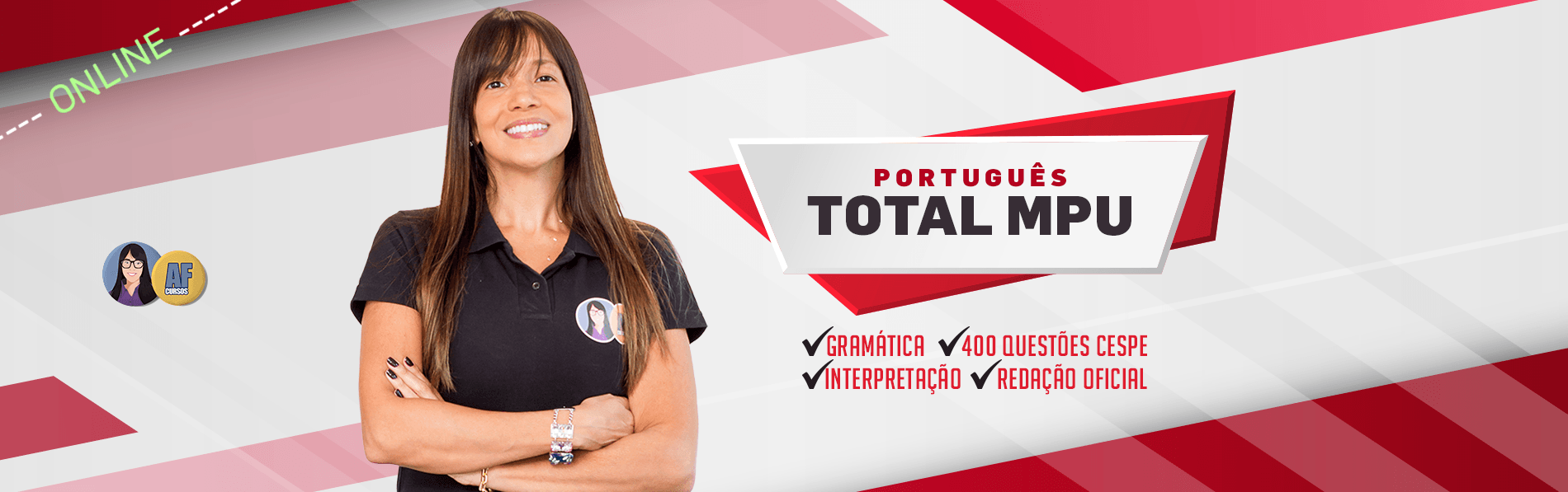 Banner português total MPU