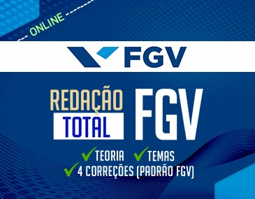 Redação Total FGV: Teoria +  Temas - Prof. Adriana Figueiredo e Prof. Rodolfo Gracioli