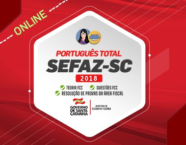 Português Total SEFAZ SC