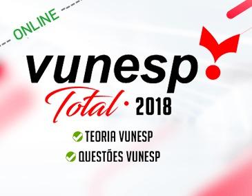Português Total - Vunesp