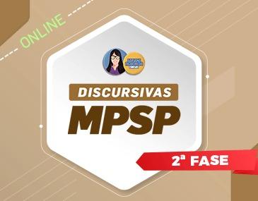 Curso de Discursivas MPSP 2ª Fase