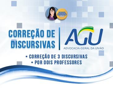 Curso de Correção de Discursivas - AGU