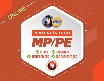 Português Total  MP/PE