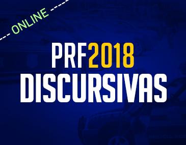 Discursivas PRF