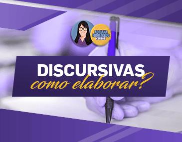 Discursivas e Estudos de Caso - Como Elaborar