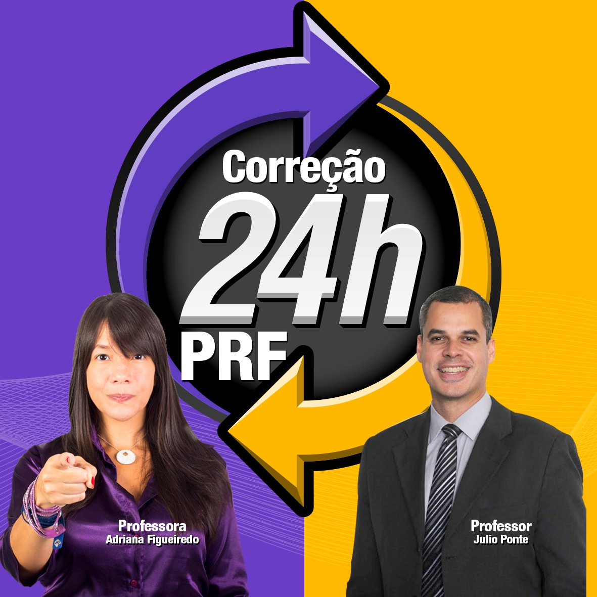 Correção 24 Horas PRF