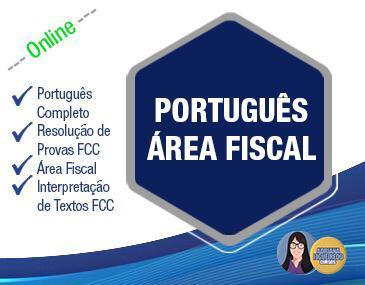 Português - Área Fiscal