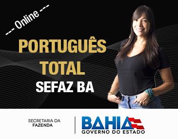 Português Total - Sefaz BA