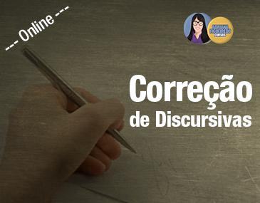 Correção de Discursivas - 4 Correções