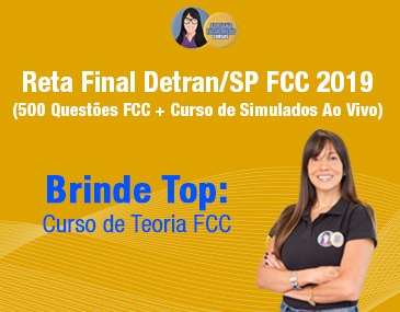 Reta Final Detran-SP - FCC 2019