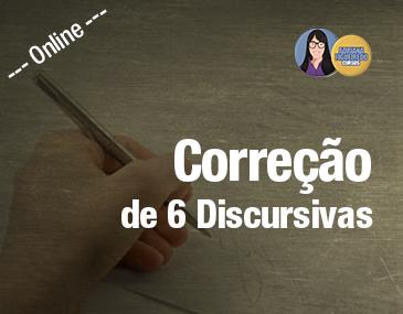 Correção de Discursiva / Estudo de Caso