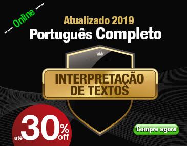Português Completo - Interpretação de Textos