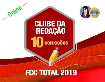 Clube da Redação FCC - 10 Correções