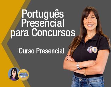 Português Presencial para Concursos