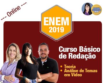 Curso Básico de Redação - ENEM 2019