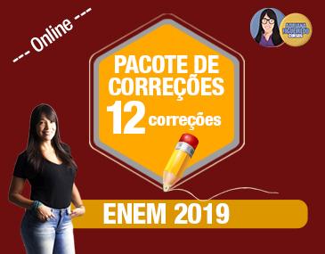 Pacote de Correção - ENEM 2019