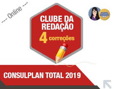 Clube da Redação - Consulplan - 4 correções