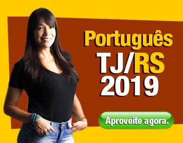 Português - TJ/RS 2019