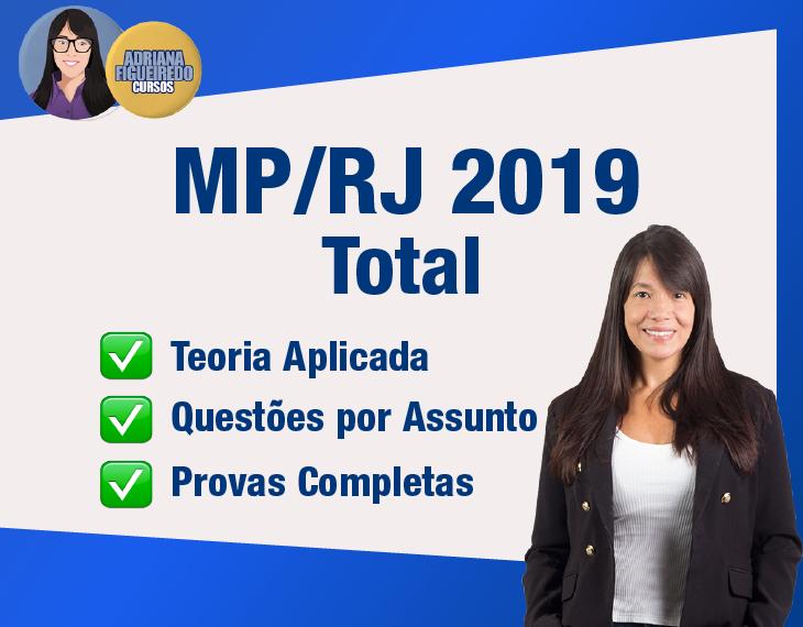MP/RJ 2019 Total - Português