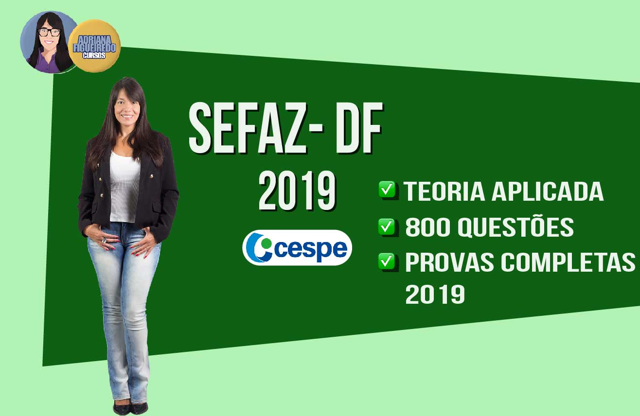SEFAZ-DF TOTAL - 2019