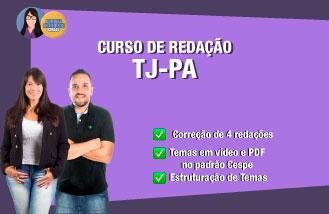 Curso de Redação TJ-PA