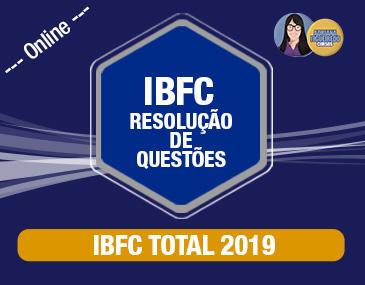 Curso de Questões IBFC