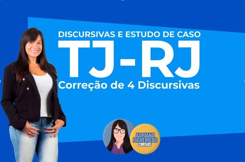 Discursivas e Estudos de Caso - TJ-RJ