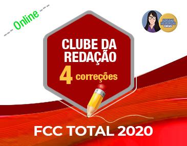Clube da Redação FCC - 4 Correções