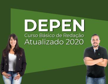 Curso Básico de Redação Depen 2020