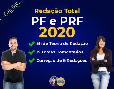 Redação Total PF e PRF