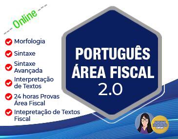 Português - Área Fiscal 2.0