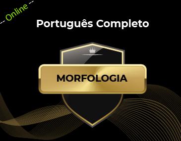 Módulo II - Morfologia