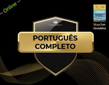 Português Completo - Módulos I, II, III, IV e V