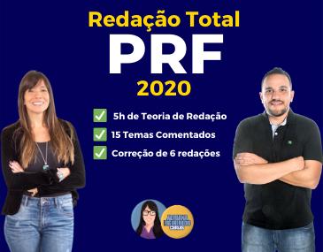 Redação Total PRF