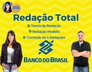 Redação Total - Banco do Brasil