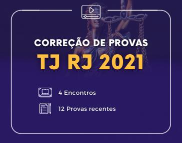 Correção de Provas TJ-RJ