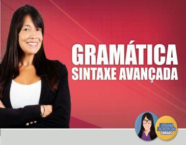 Gramática - Sintaxe Avançada