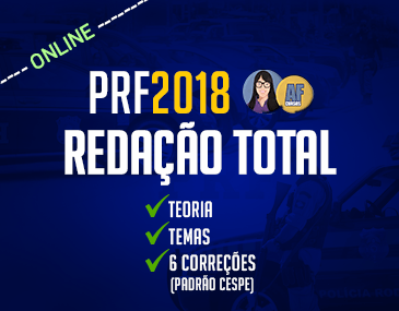 Redação Total PFRedação Total PRF